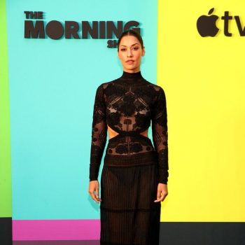janina-gavankar-in-ingie-paris-apple-tvs-series-the-morning-show-new-york-premiere