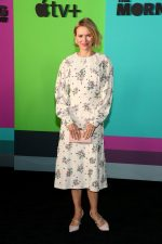 "Naomi Watts In Miu Miu  @ Apple TV+'s  Series ""The Morning Show"" New York Premiere"