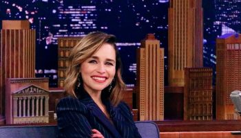 emilia-clarke-in-dolce-gabbana-suit-tonight-show-starring-jimmy-fallon