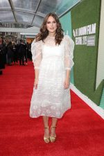 Keira Knightley In Simone Rocha @ The 'Official Secrets' London Film Festival Premiere