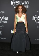 Janet Mock   In Rosie Assoulin @ 2019  InStyle Awards