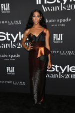 Mj Rodriguez In Jean Paul Gaultier @  2019 Instyle Awards