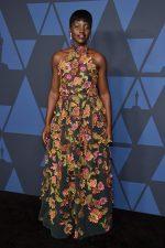 Lupita Nyong'o In Givenchy @ 2019  Governors Awards