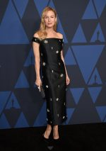 Renee Zellweger  In Erdem  @  2019  Governors Awards