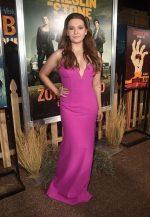 """Abigail Breslin In Jil Jil Stuart @  """"Zombieland: Double Tap"""" Premiere  In LA"""