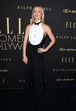 Annabelle Wallis In Ralph Lauren @  ELLE's 2019 Women In Hollywood Event