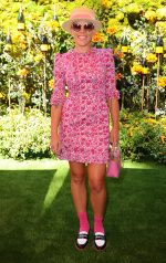 Busy Phillips  In The Vampire's Wife @ 2019 Veuve Clicquot Polo Classic In Los Angeles