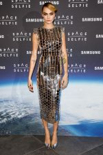 Cara Delevingne In  Fendi @ Samsung SpaceSelfie Campaign Party in London