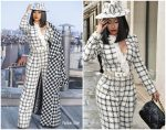 Cardi B In Chanel @ Chanel Women's Spring-Summer 2020 – Paris Fahion Week
