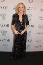 Cate Blanchett  In  Armani Prive  @ 2019 Harper's Bazaar Women of the Year Awards