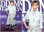 "Charlize Theron  In Christian Dior @ ""The Addams Family""LA Premiere"