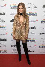Cheryl Cole In Attico @ The 2019 Virgin Atlantic Attitude Awards