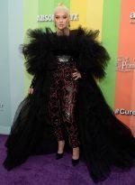 Christina Aguilera Nicolas Jebran @ 2019 amfAR Gala  In Los Angeles