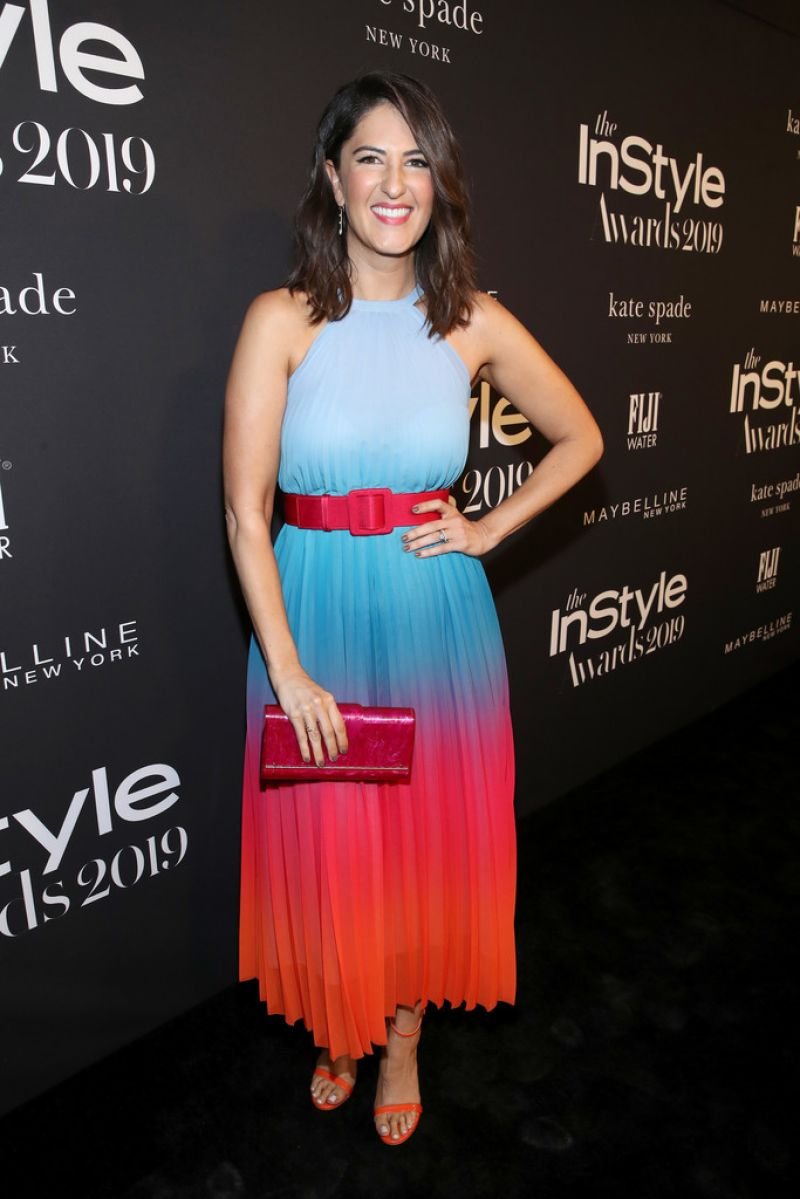 darcy-carden-attends-2019-instyle-awards