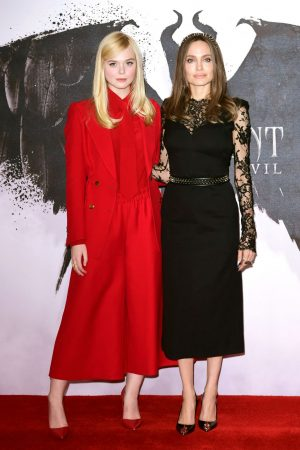 """""""maleficent:-mistress-of-evil""""-photocall-in-london"""