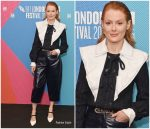 Emily Beecham  In  Chanel @  'Little Joe' London Film Festival Premiere