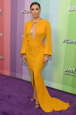 Eva Longoria In Dundas @ 2019 amfAR Gala in LA