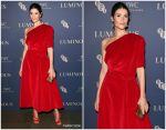 Gemma Arterton  In @ The BFI Luminous Fundraising Gala