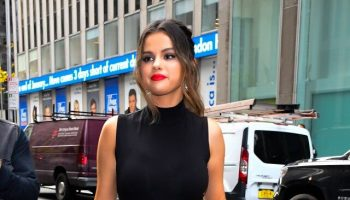 selena-gomez-in-miu-miu-skirt–while-on-promo-tour-in-new-york