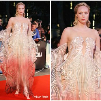 gwendoline-christie-in-iris-van-herpen-haute-couture-the personal-history-of-david-copperfield-bfi-london-film-festival-premiere