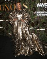 Iman In The  Valentino Haute Couture  @ 2019 WWD Honors