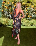 Jaime King  In  Monse @ 2019  Veuve Clicquot Polo Classic In Los Angeles