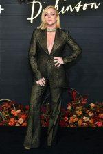 "Jane Krakowski  Rocks Suit @ ""Dickinson"" New York  Premiere"