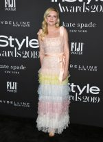 Kirsten Dunst In Rodarte @   2019 Instyle Awards