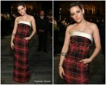 Kristen Stewart  In  Chanel Haute Couture @ The 'Seberg' Zurich Film Festival Premiere