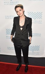 Kristen Stewart In Sandro & Bella Freud @  Spotlight On Kristen Stewart at Mill Valley Film Festival