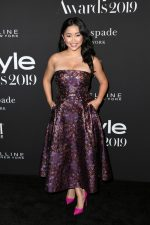 Lana Condor In Kate Spade New York @  2019 Instyle Awards
