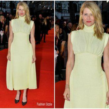 laura-dern-in-emilia-wickstead- marriage-story-bfi-london-film-festival-premiere