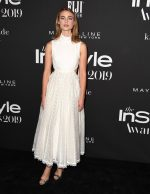 Lucy Fry In Zimmermann @  2019 Instyle Awards