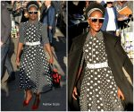 Lupita Nyong'o In Michael Kors @  Good Morning America