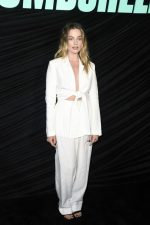 "Margot Robbie  In Mara Hoffman @  ""Bombshell"" LA Screening"
