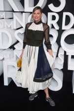 Maria Sharapova In Sacai @ Nordstrom Store Opening Party in New York