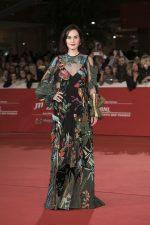 """Michelle Dockery In Valentino @ """"Downton Abbey"""" Premiere Rome Film Festival"""