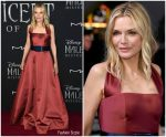 Michelle Pfeiffer  In Armani @  The 'Maleficent: Mistress Of Evil' World Premiere