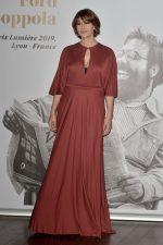 Monica Bellucci  In  Christian Dior  @   11th Lyon Lumiere Festival