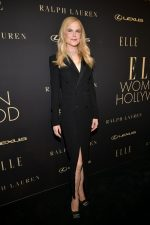 Nicole Kidman In Ralph Lauren @  ELLE's 2019 Women In Hollywood Event