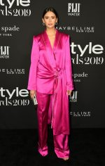 Nina Dobrev   In Cong Tri  @ 2019 Instyle Awards