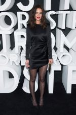 Katie Holmes In Saint Laurent @ Nordstrom Store Opening Party in New York