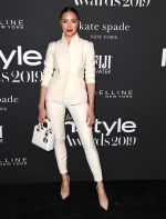 Olivia Culpo  In  Christian Dior @ 2019 Instyle Awards