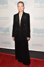 Olivia Wilde  In  Bella Freud @ 2019 Mill Valley Film Festival