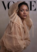 Rihanna Covers VOGUE Magazine November 2019