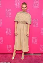 Sienna Miller  In Gucci @  SCAD Savannah Film Festival