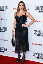 "Sofia Vergara  In Dolce & Gabbana @  ""Jay & Silent Bob Reboot"" LA Premiere"
