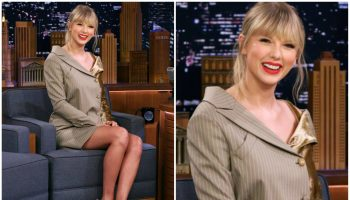 taylor-swift-in-each-other-blazer-dress-the-tonight-show-starring-jimmy-fallon