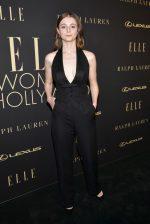Thomasin McKenzie In Ralph Lauren   @  ELLE's 2019 Women In Hollywood Event