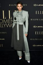 Zendaya Coleman In Peter Do @ ELLE's 2019 Women In Hollywood Event